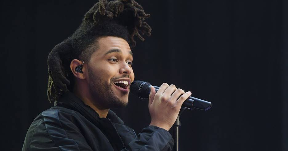 The Weeknd's Hair